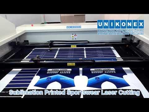 UL-VD180150 Dye Sublimation Printed Sportswear Laser ...