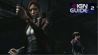 Resident Evil Revelations 2 Episode 1 - Penal Colony (Part 2)
