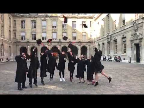 Special Graduation Ceremony at IAE Paris Sorbonne
