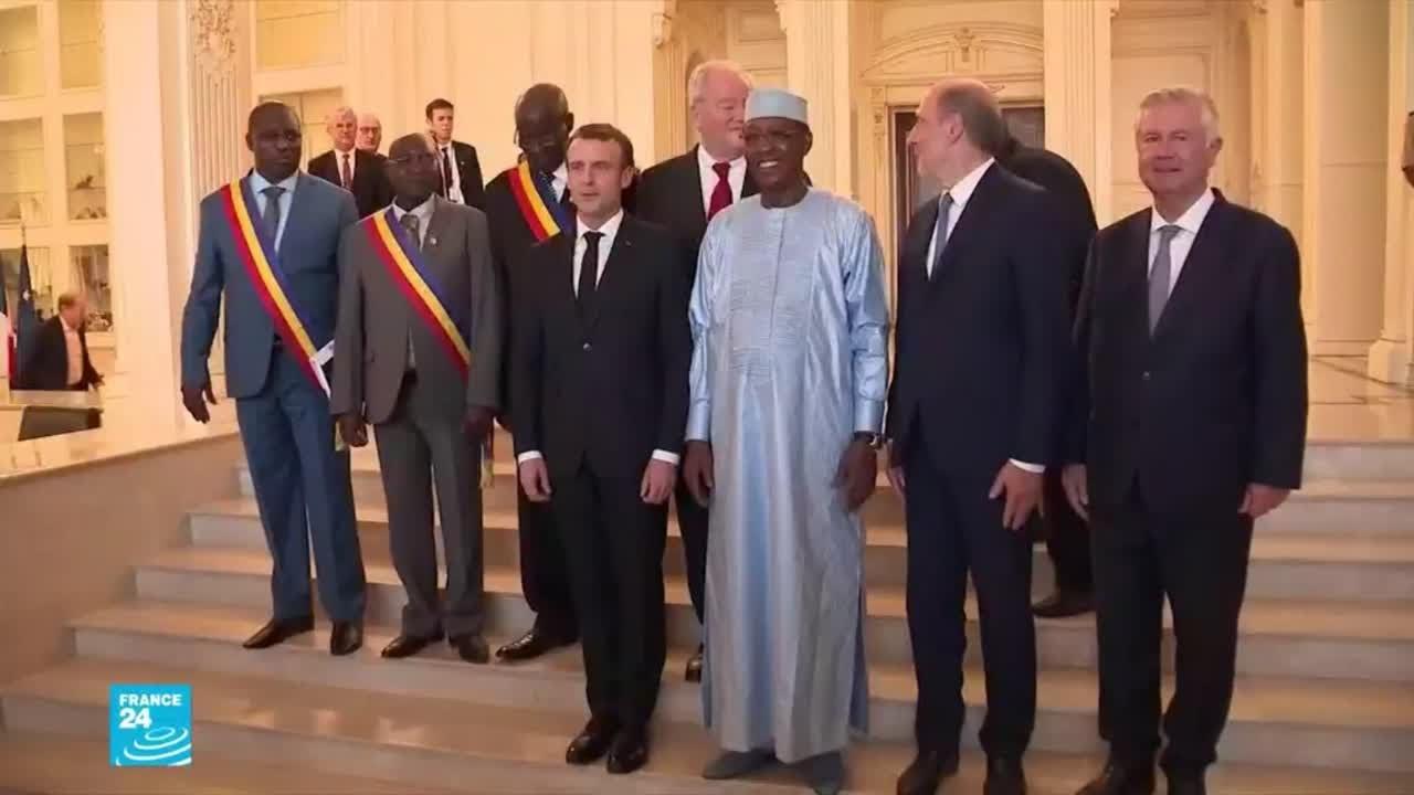 قصر الإليزيه: فرنسا فقدت صديقا شجاعا بوفاة إدريس ديبي  - نشر قبل 1 ساعة