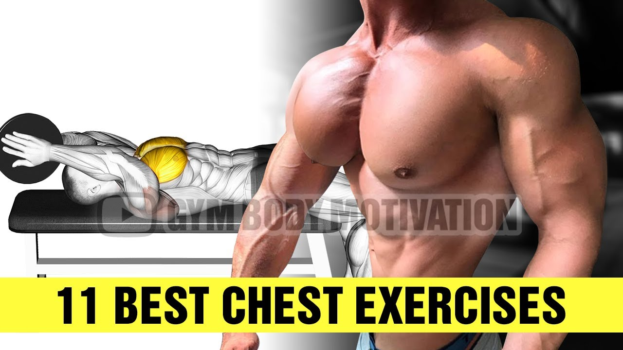 HOW TO BUILD A MASSIVE CHEST - Gym Body Motivation