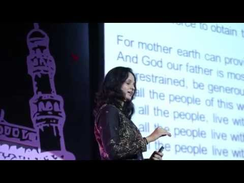 Making Indian classical music relevant to the contemporary | Manasi Prasad | TEDxHyderabad