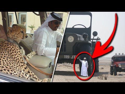 VEJA COMO VIVEM OS RICOS DE DUBAI !!