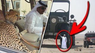 Como vivem os RICOS de DUBAI ? Coisas que só existem em Dubai