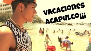 vlog :vacaciones en acapulco ¡¡¡¡¡ Thumbnail