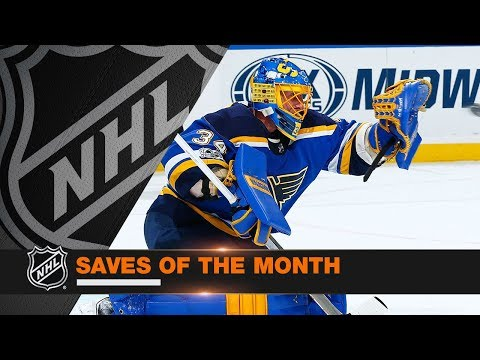 Top Saves of October