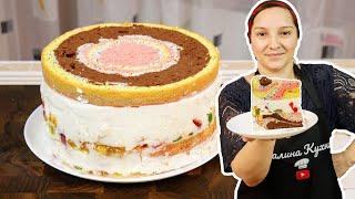 Торт Цыганские тропы или Пирог Пляцок цыганка готовит