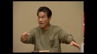Hatsuo Royama Karate Kiokushinkan.