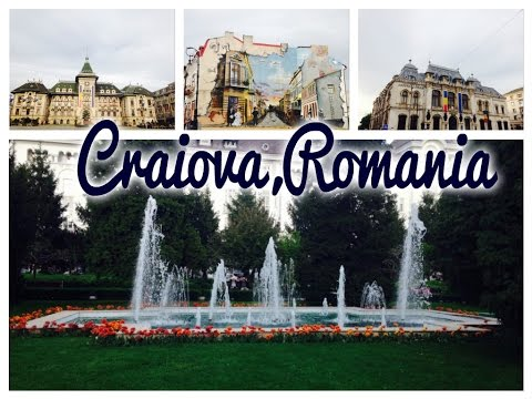 Welcome to Craiova,Romania