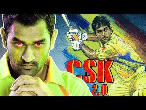CSK 2.0 Returns Thala version
