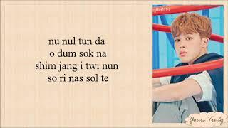 BTS (방탄소년단) - Love Myself (Easy Lyrics)