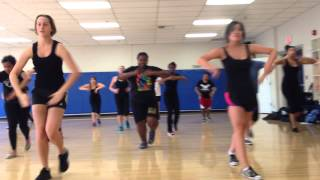 Pomona College Hip Hop Dance - Party to Damascus 1