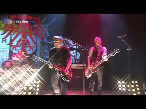 Die Toten Hosen - Altes Fieber - Bei Wetten Dass am 6 10 2012 HD - Subs Español/Deutch