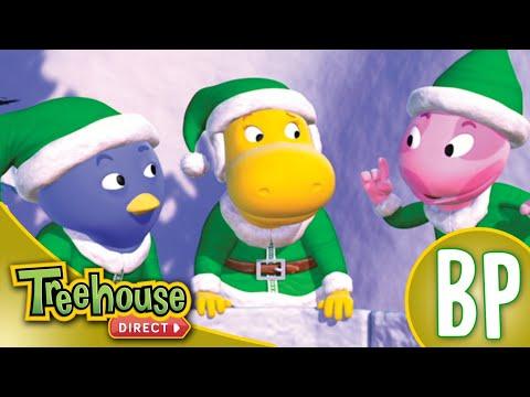 Os Backyardigans: Os Superelfos Salvam o Natal - Ep.70