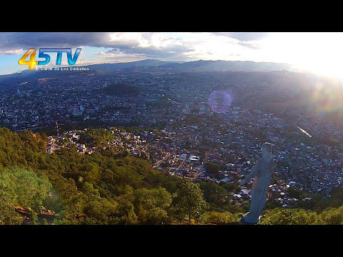 TOMAS EXCLUSIVAS FULL HD DE TEGUCIGALPA, SANTA LUCIA Y VALLE DE ANGELES POR 45TV