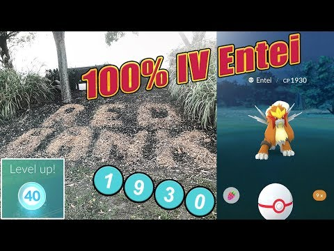 HITTING LEVEL 40 at Red Bank Battlefield!!! + 100% ENTEI?!?!