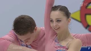 Александра Бойкова и Дмитрий Козловский Moon River 2cellos