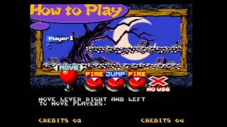 NeoGeo Game Nightmare in the dark for Both PC Computer and Android