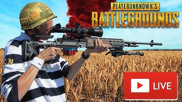 PUBG Playerunknown's Battlegrounds [LIVE] 🐔🍗 #06 FKK und Sichelfight [Cam] German/Deutsch