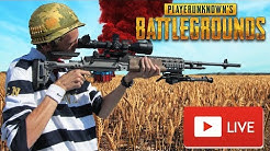 PUBG Playerunknown's Battlegrounds [LIVE] 🐔🍗 #06 FKK und Sichelfight [Cam] German/Deutsch