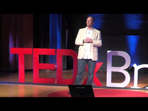 Merge Your Culture, Aquire Your Success | John Bly | TEDxBryantU