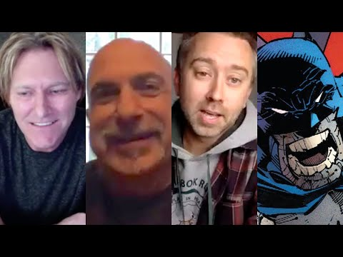 Should Batman Kill? Rise Against's Tim McIlrath, Tyler Bates + DC Artist Greg Capullo Answer
