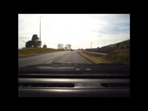 Driving in New Zealand - Bombay to Hampton Downs Raceway
