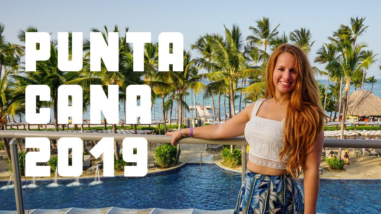 Girls Trip 2019 Punta Cana Dominican Republic Youtube
