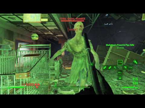 PS4 Fallout 4 Mod Siren Playthrough Part 18