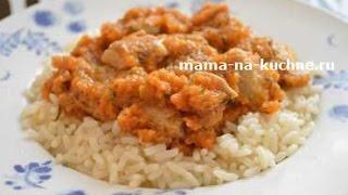 Рассыпчатый рис в мультиварке Редмонд М 90