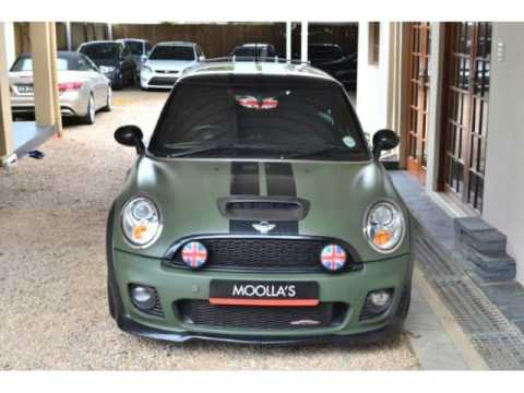 2011 mini cooper s jcw 155kw auto for sale on auto trader south africa youtube. Black Bedroom Furniture Sets. Home Design Ideas