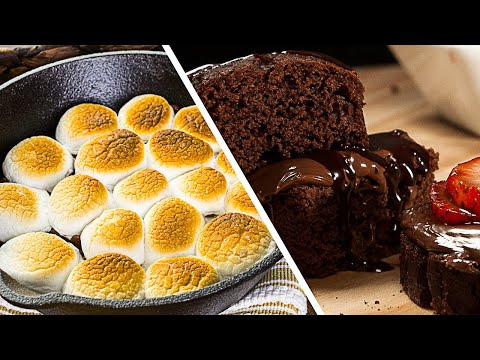 MOUTH-WATERING RECIPES YOU CAN COOK IN THE MICROWAVE || 5-Minute Yummy Dessert Ideas!