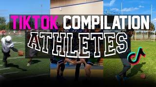 Tik Tok compilation | ATHLETES V4