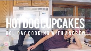 HOT DOG CUPCAKES Thumbnail