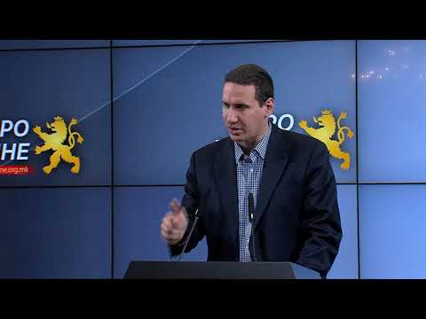 ВМРО-ДПМНЕ: Предлог законот за амнестија ќе се одрази на безбедноста