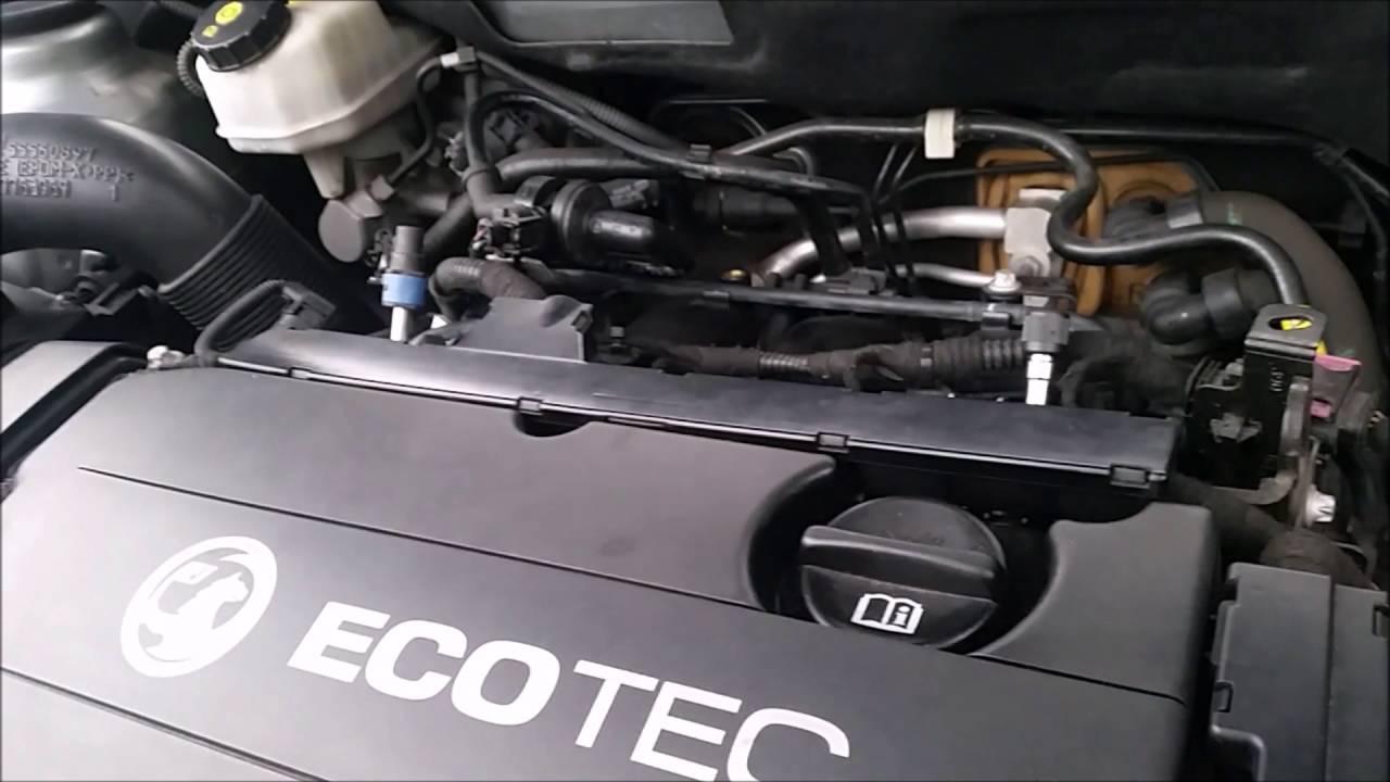 Code 82 Vauxhall Astra >> OPEL INSIGNIA PROBLEM FIX Code P0171 - YouTube