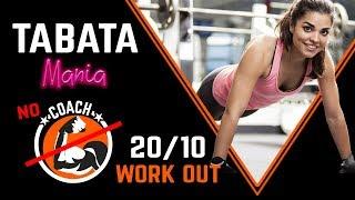 TABATA Song - NO CountDown - 20/10 Workout music