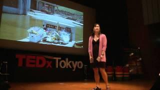 Human insight [English]: Kyung Lah at TEDxTokyo