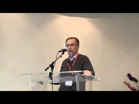 European Theology Teachers Convention: Plenary Session Three: By Dr. Michael Pearson