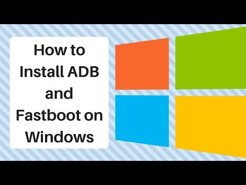 How to Install Minimal ADB and Fastboot tool on your Windows/Mac