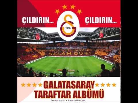 Galatasaray Taraftar Albümü - Bilek Hakkıyla Çıldırın - Percussion Mix