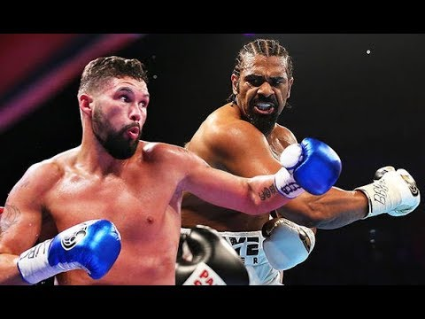 David Haye Vs Tony Bellew Full Fight HD