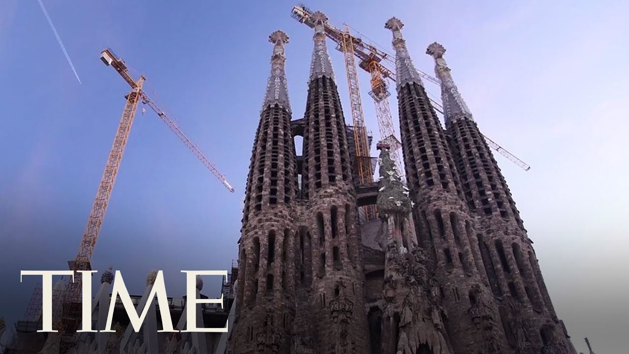 Barcelona S Sagrada Familia Church Has Been Under Construction For 136 Years Time Youtube