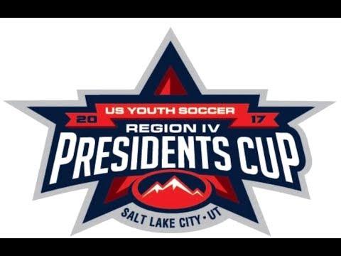 President's Cup B04 Final- TFA-SFV vs. Barcelona NV Academy (Nevada)