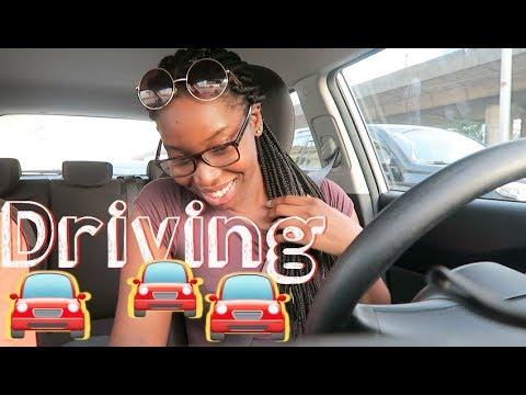 LAGOS VLOG | Learner, driving in Lagos