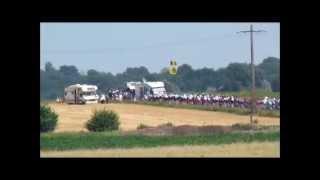 Le Tour de France de passage en Indre-et-Loire
