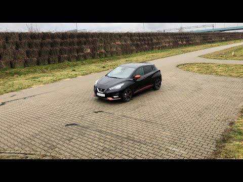 Nissan Micra 1.0 DIG T 117 MT6 Test PL Pertyn Ględzi