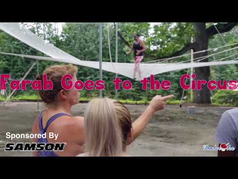 We Visited the Philadelphia School of Circus Arts and Tried Out Their Trapeze Class!