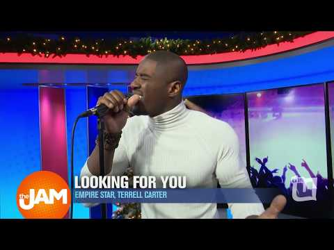 Empire Star Terrell Carter Performs Looking For You