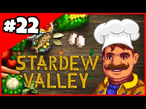The MasterChef Challenge Ep. 22| CRUSTY CRAB and OIL MAKER! - Stardew Valley